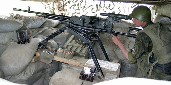 Крупнокалиберный пулемет 12,7