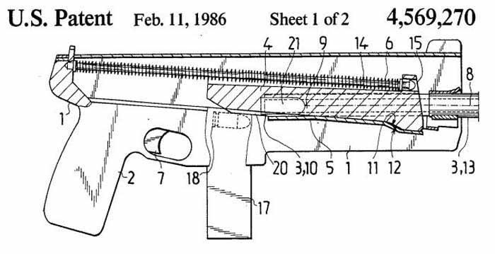 Финский пистолет - пулемет
